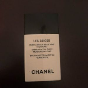 Chanel tinted moisturizer les beiges shade medium